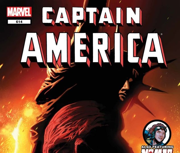 Captain America (2004) #614