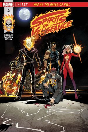 Spirits of Vengeance (2017) #2