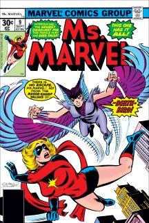 Ms. Marvel (1977) #9