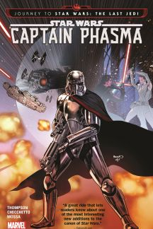Star Wars: Journey to Star Wars: The Last Jedi - Captain Phasma (Trade Paperback)
