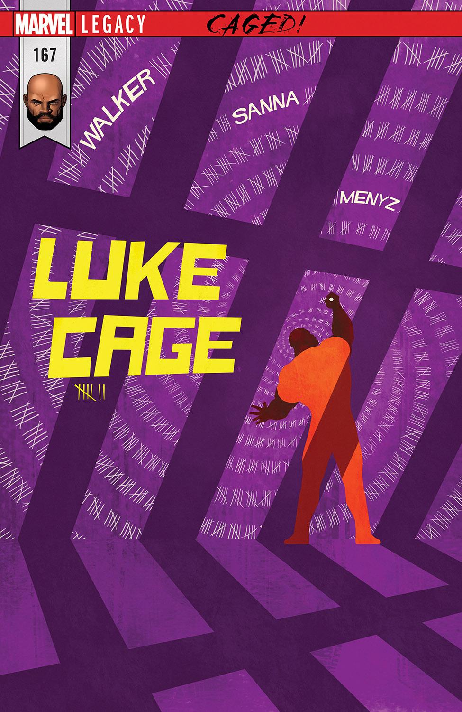 Luke Cage (2017) #167
