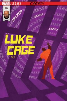 Luke Cage #167