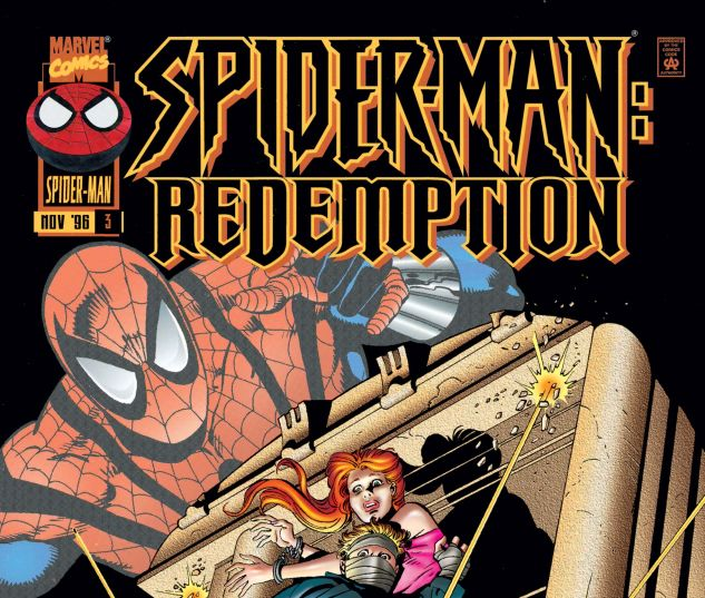 Cover for SPIDER-MAN: REDEMPTION 3