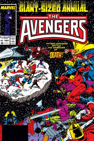 Avengers Annual (1967) #16