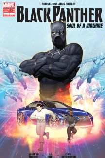 Black Panther: Soul of a Machine – Chapter Six #0