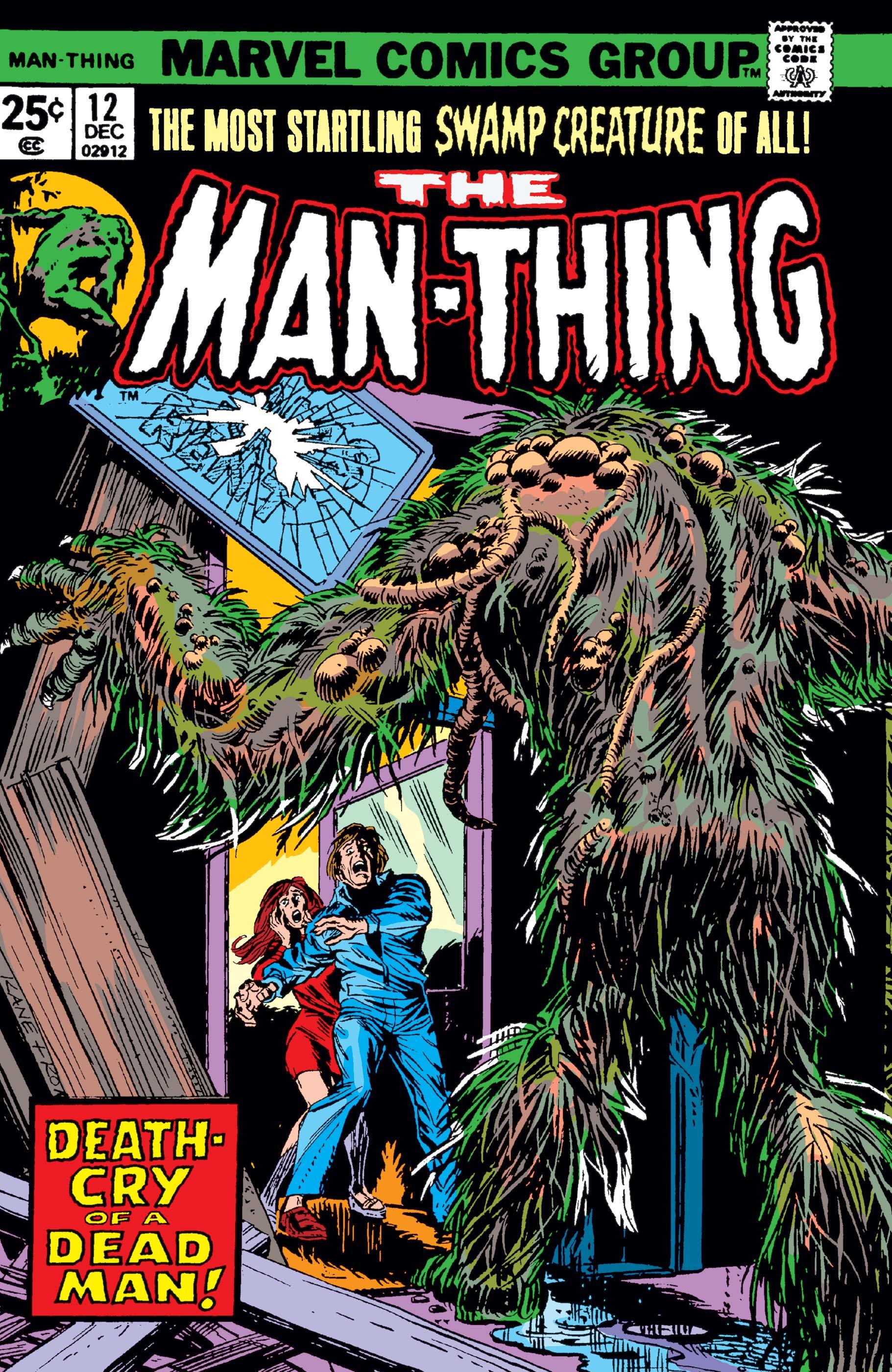 Man-Thing (1974) #12