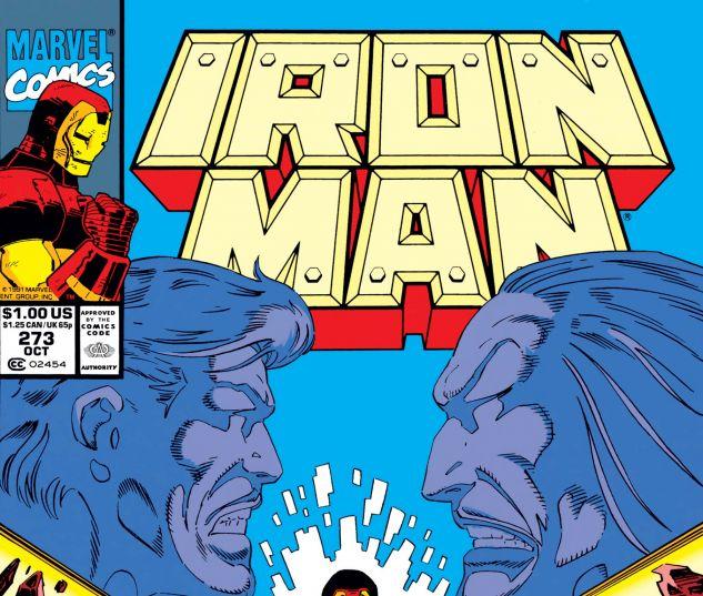 IRON MAN (1968) #273