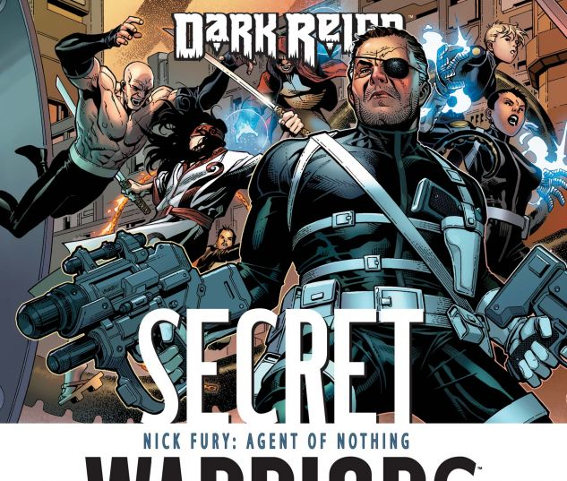 SECRET WARRIORS (2008) #5
