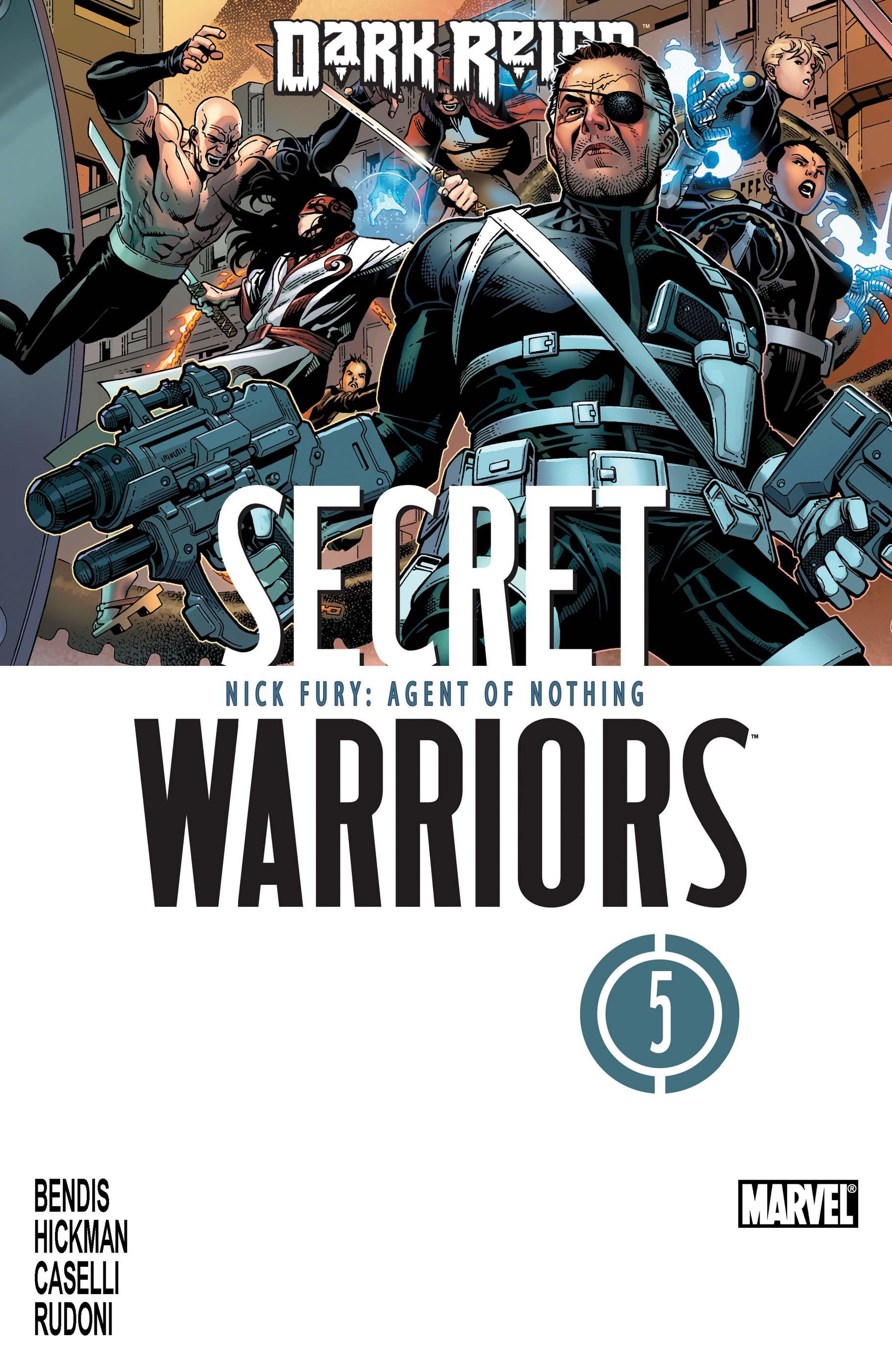 Secret Warriors (2009) #5