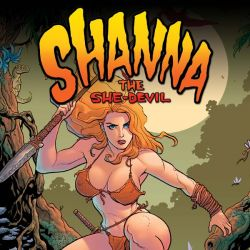 Shanna, the She-Devil