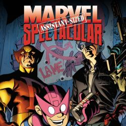 Marvel Assistant-Sized Spectacular (2009)