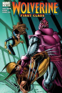 Wolverine: First Class (2008) #3