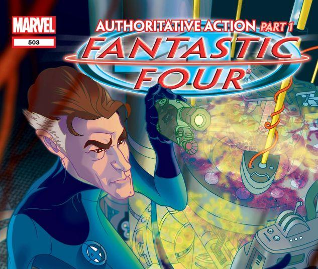 Fantastic Four (1998) #503