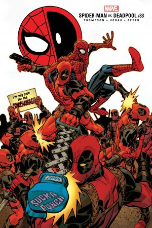 Spider-Man/Deadpool (2016) #33
