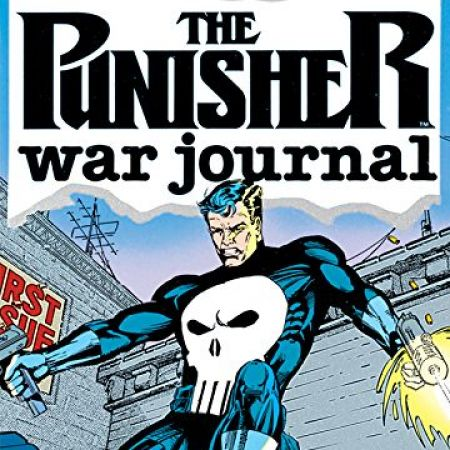 PUNISHER WAR JOURNAL (1988-1995)