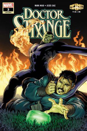 Doctor Strange (2018) #3