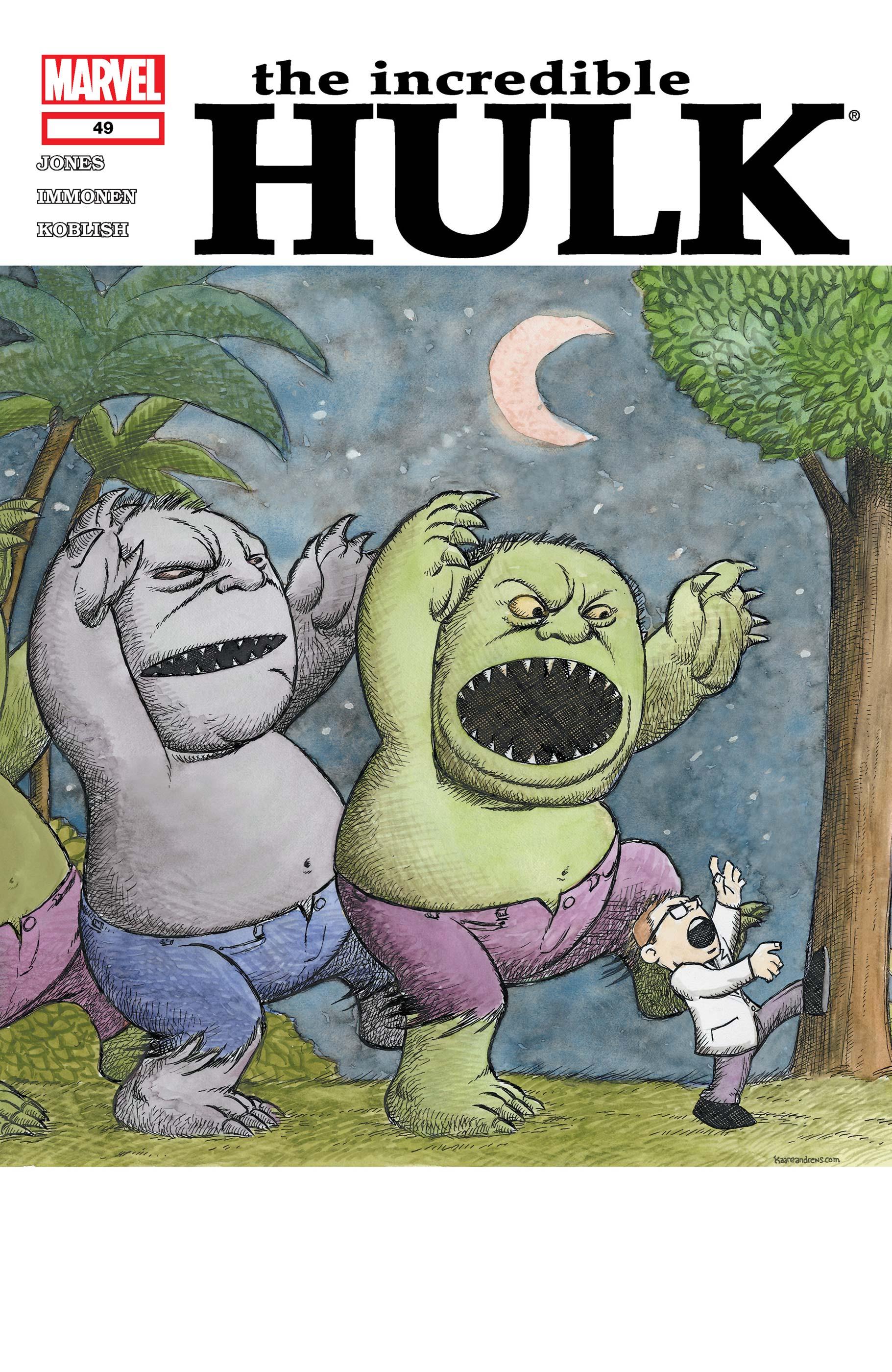 Hulk (1999) #49