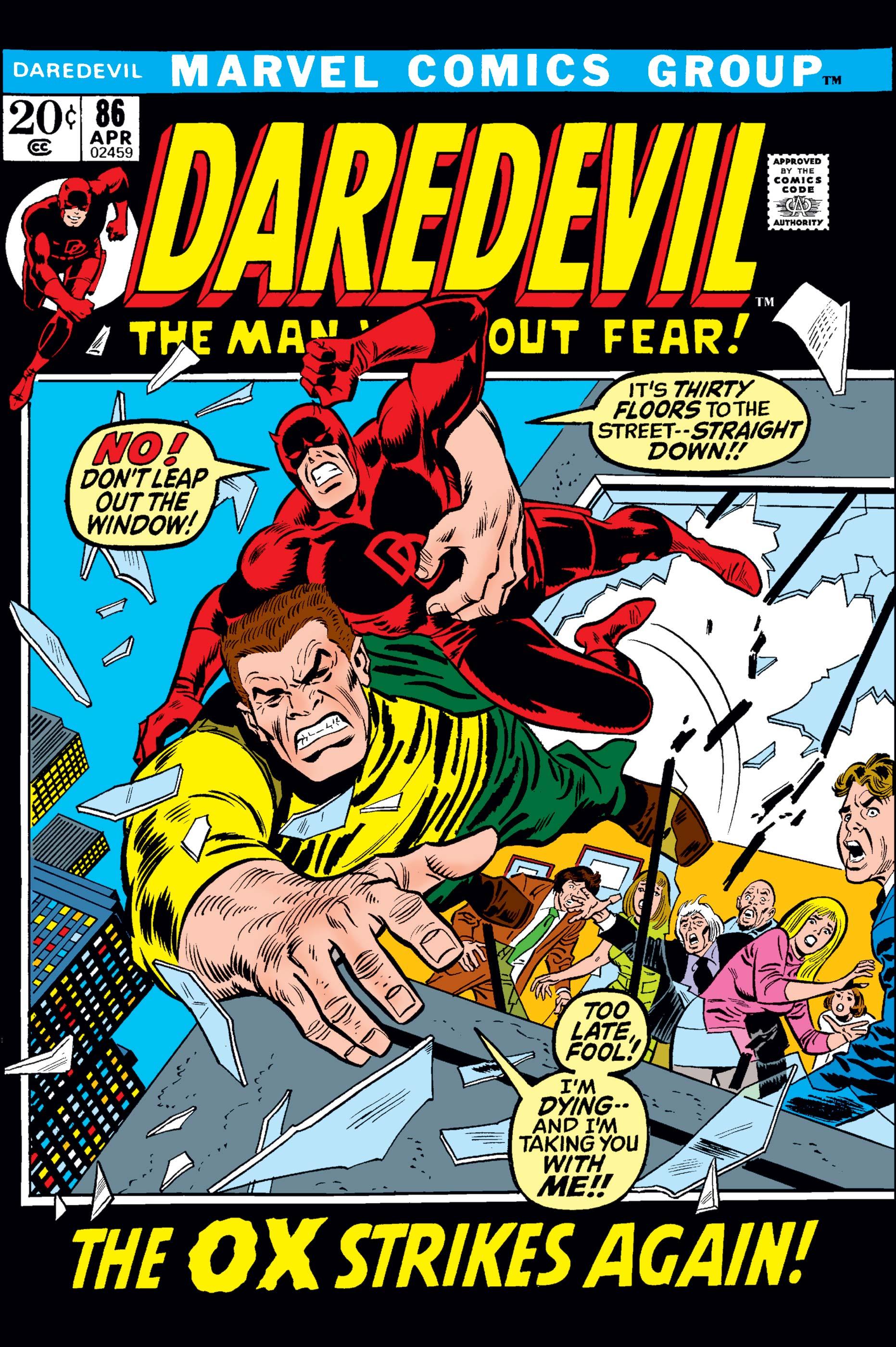 Daredevil (1964) #86