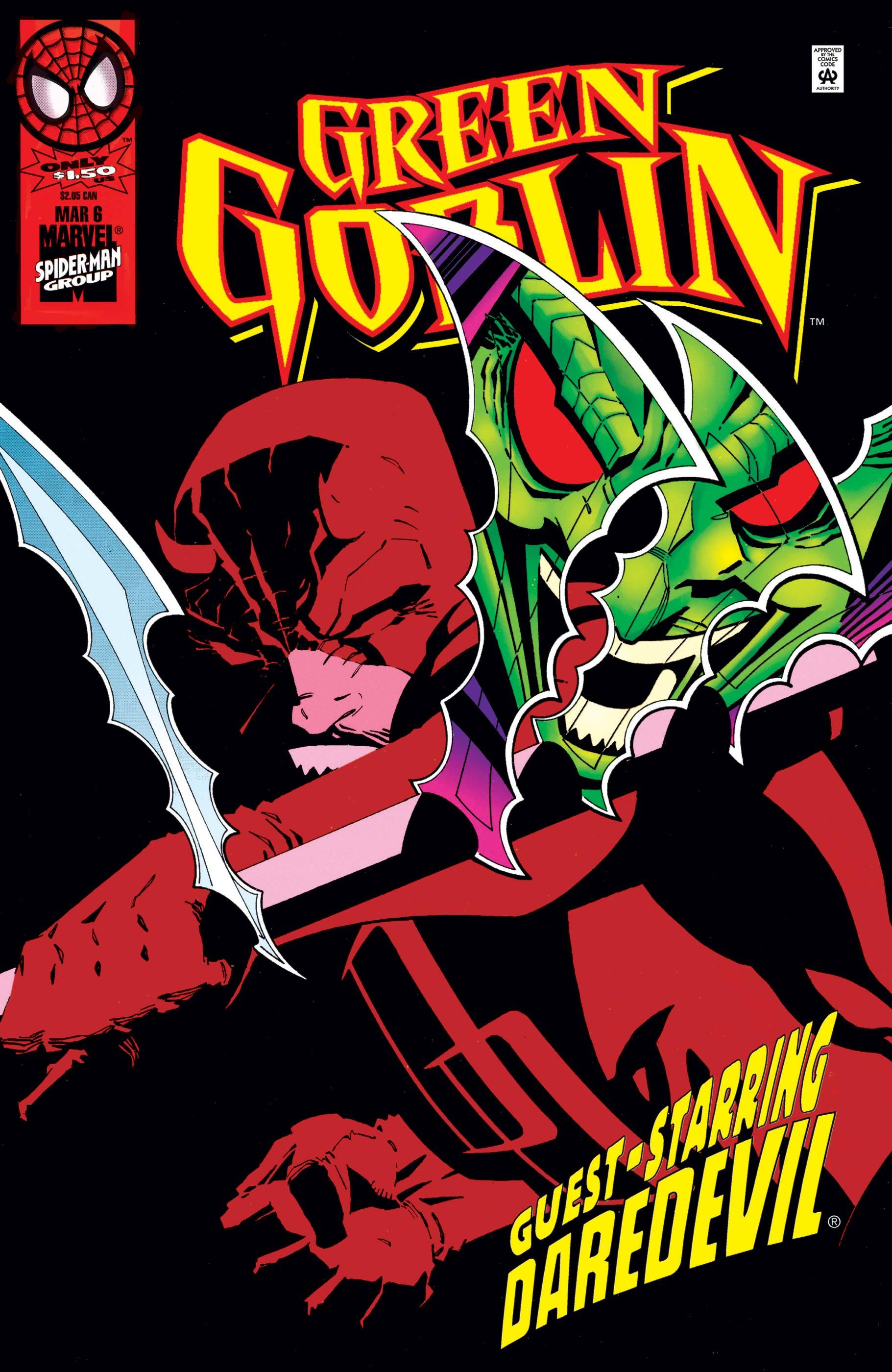 Green Goblin (1995) #6