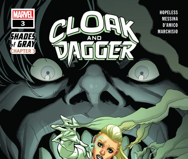 cover from Cloak and Dagger Digital Comic (2018) #3