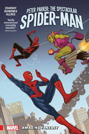 Peter Parker: The Spectacular Spider-Man Vol. 3 - Amazing Fantasy (Trade Paperback)