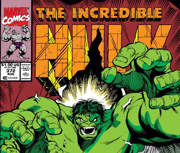 Incredible Hulk (1962) #372