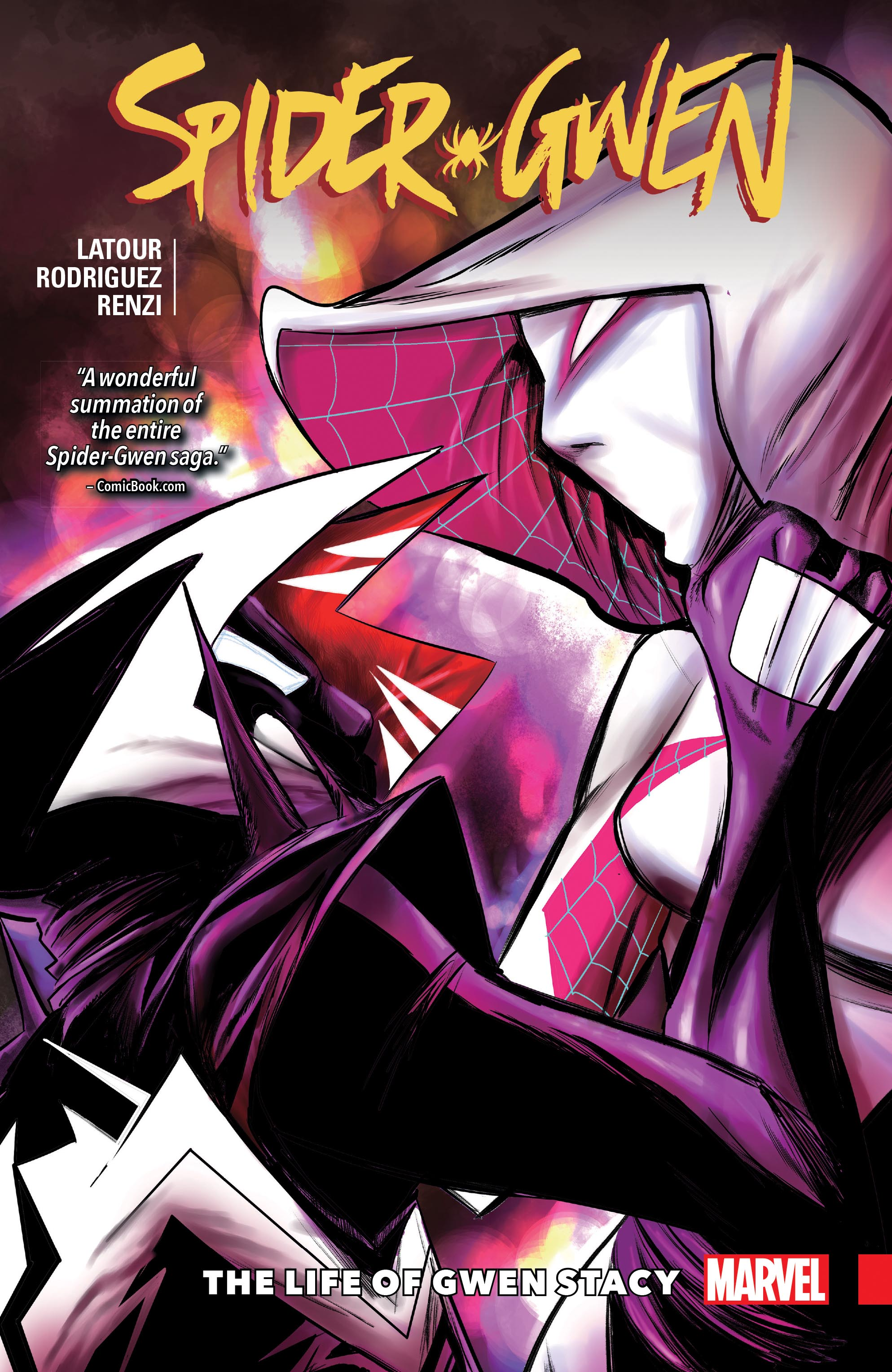 Spider-Gwen Vol. 6: The Life of Gwen Stacy (Trade Paperback)
