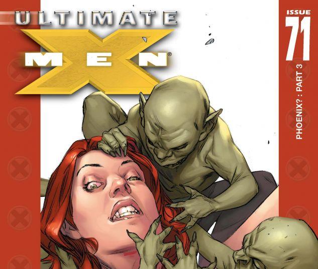 ULTIMATE X-MEN (2000) #71