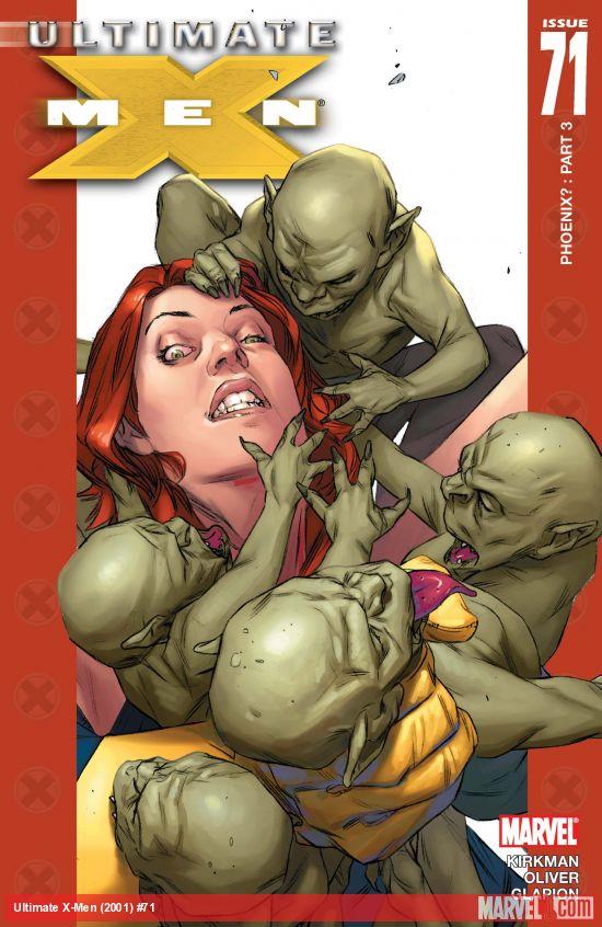 Ultimate X-Men (2001) #71