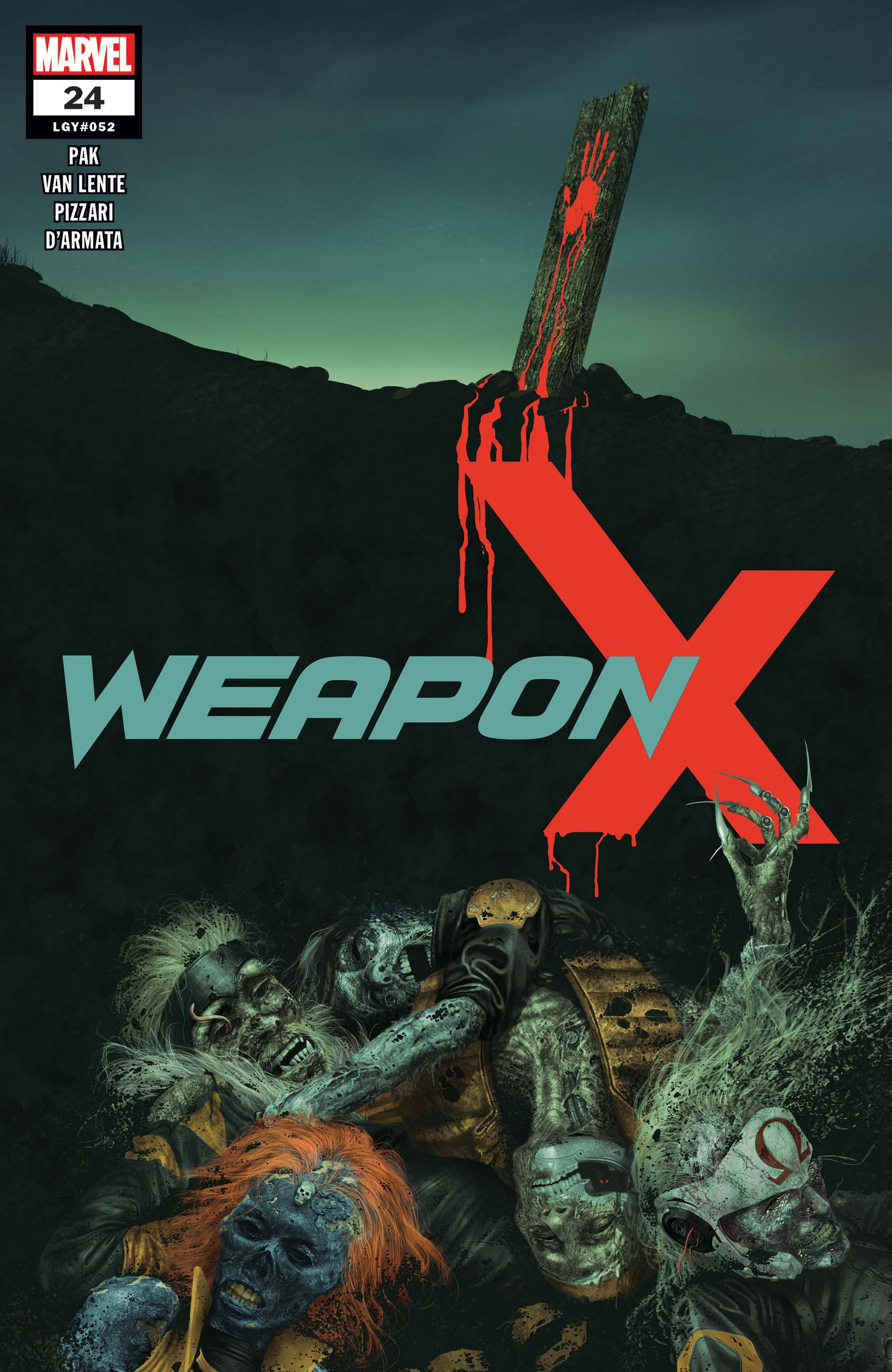 Weapon X (2017) #24