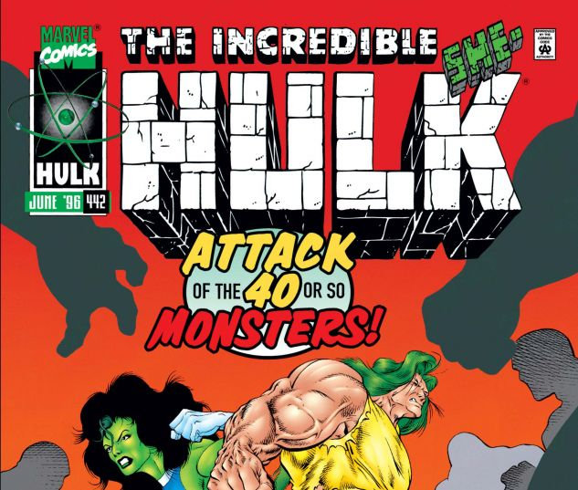 INCREDIBLE HULK (1962) #442