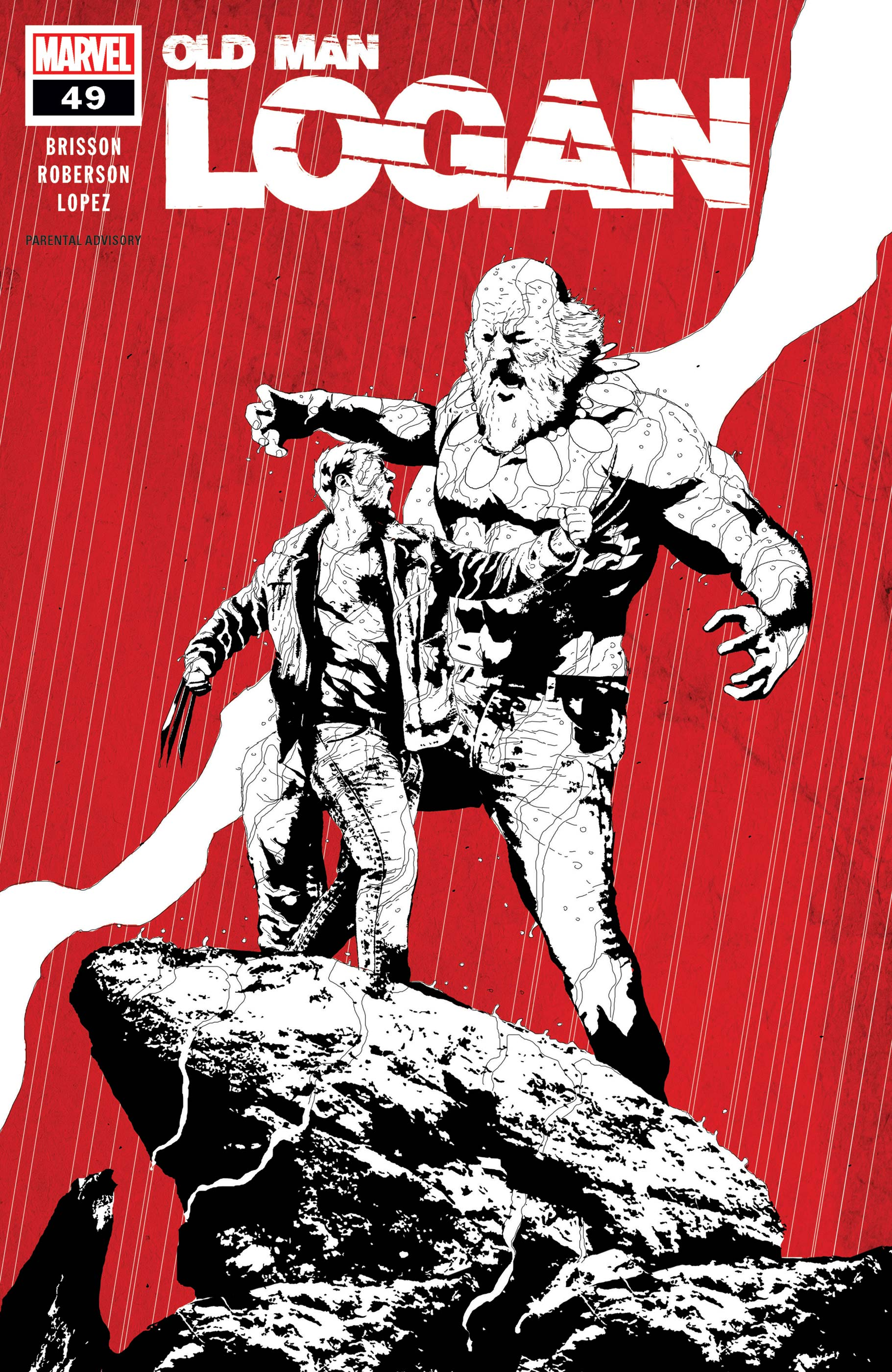 Old Man Logan (2016) #49