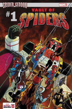 Vault of Spiders (2018) #1