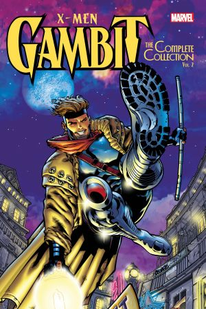 X-Men: Gambit - The Complete Collection Vol. 2 (Trade Paperback)