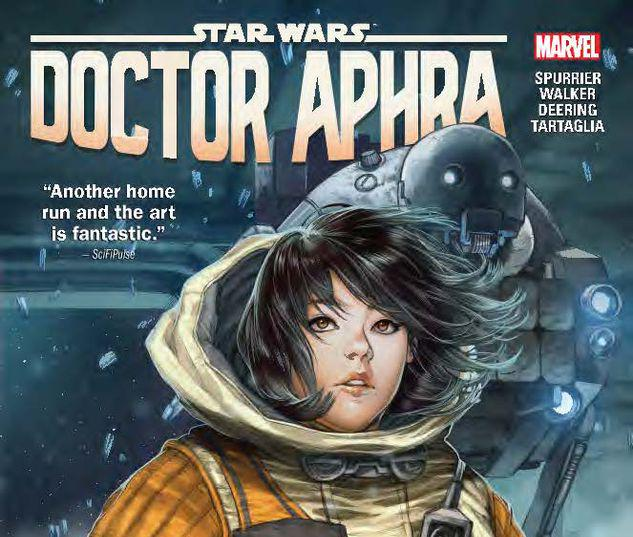 STAR WARS: DOCTOR APHRA VOL. 4 - THE CATASTROPHE CON TPB #4