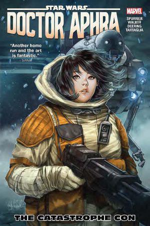 Star Wars: Doctor Aphra Vol. 4 - The Catastrophe Con (Trade Paperback)