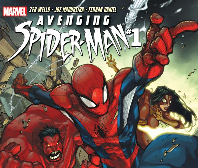 Avenging Spider-Man (2011) #1