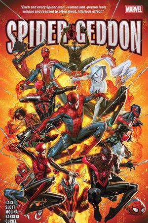 Spider-Geddon (Trade Paperback)