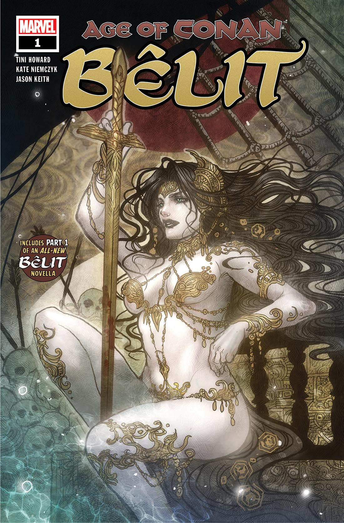Age of Conan: Belit (2019) #1