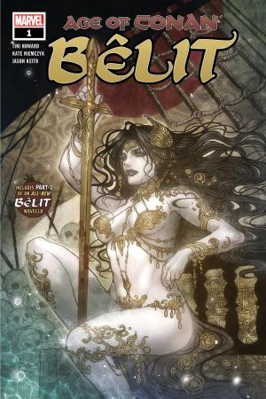 Age of Conan: Belit #1