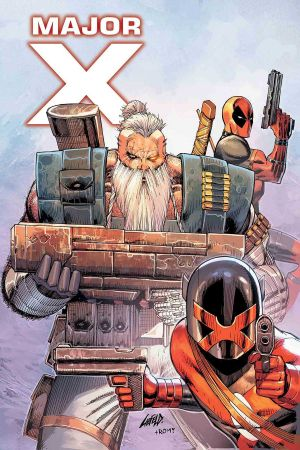 Major X #6