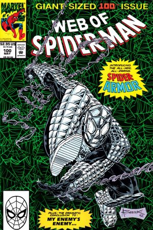 Web of Spider-Man #100