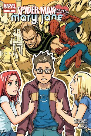 Spider-Man Loves Mary Jane #13