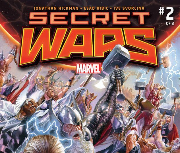 Secret Wars (2015) #2