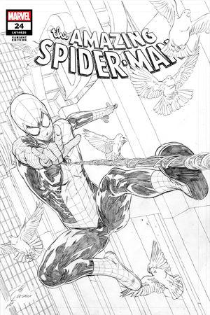The Amazing Spider-Man (2018) #24 (Variant)
