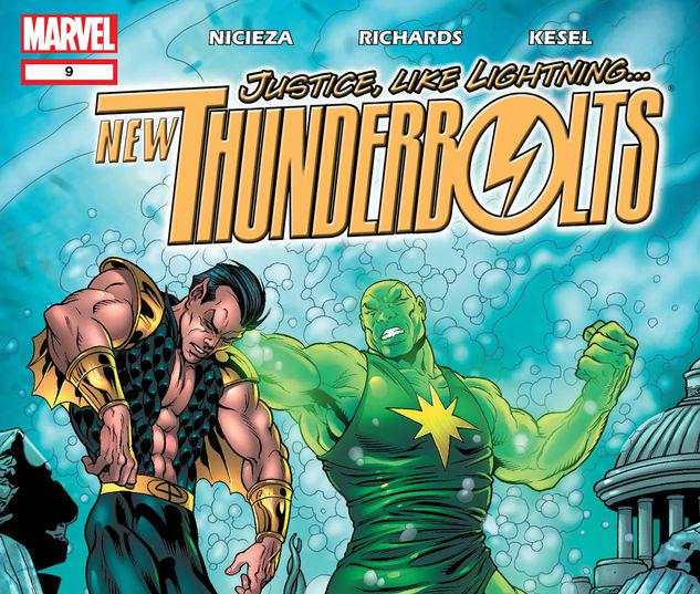 New Thunderbolts #9