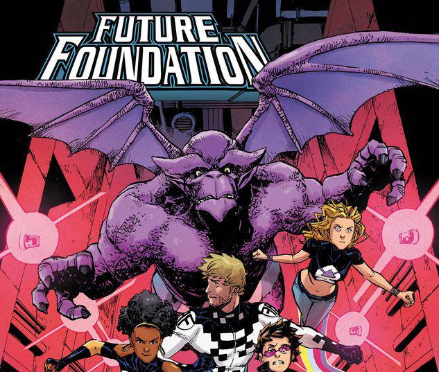 Future Foundation #1