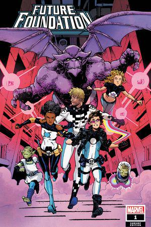 Future Foundation #1  (Variant)
