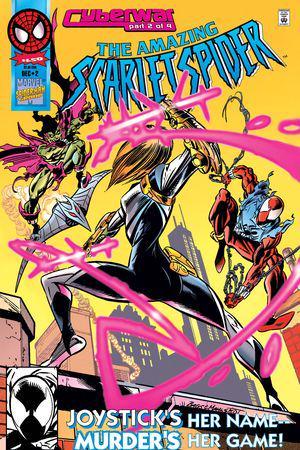Amazing Scarlet Spider (1995) #2