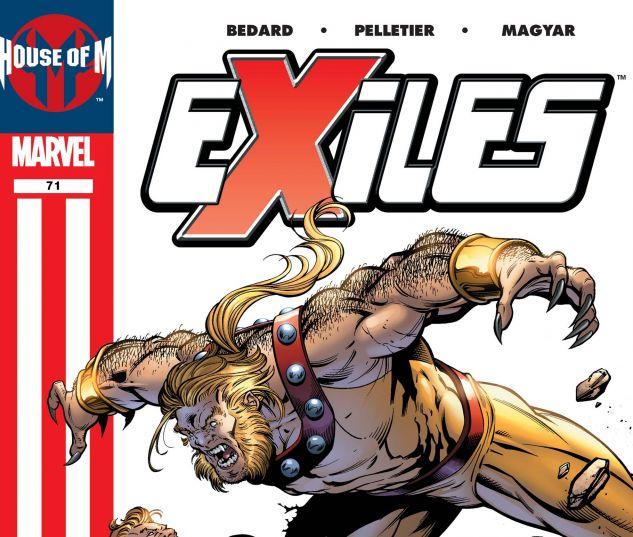 Exiles (2001) #71